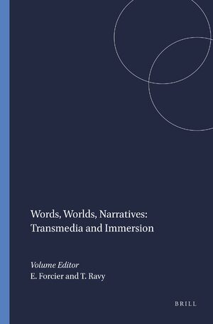 Cover Words, Worlds, Narratives: Transmedia and Immersion