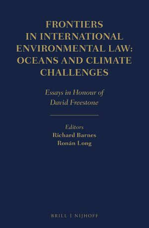 Cover Frontiers in International Environmental Law: Oceans and Climate Challenges