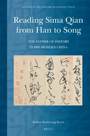 Cover Reading Sima Qian from Han to Song