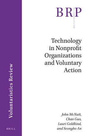 Cover Technology in Nonprofit Organizations and Voluntary Action