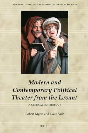 Cover Modern and Contemporary Political Theater from the Levant