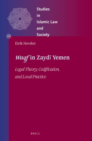 Cover <i>Waqf</i> in Zaydī Yemen
