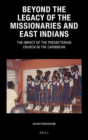 Cover Beyond the Legacy of the Missionaries and East Indians