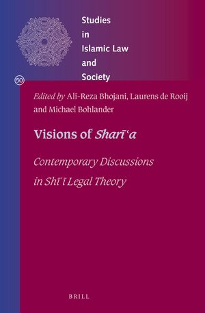 Cover Visions of <i>Sharīʿa</i>