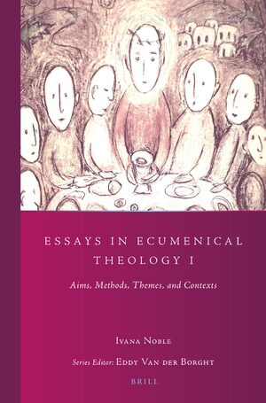 Cover Essays in Ecumenical Theology I
