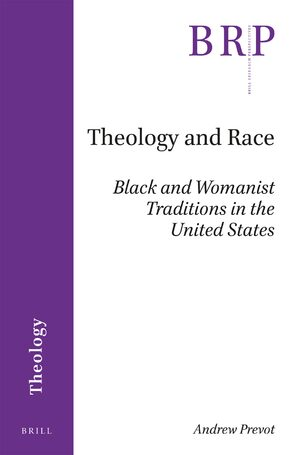 Cover Theology and Race