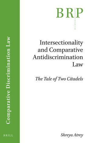 Cover Intersectionality and Comparative Antidiscrimination Law