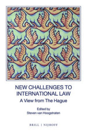 Cover New Challenges to International Law