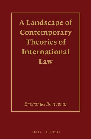 A Landscape of Contemporary Theories of International Law