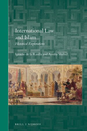 Cover International Law and Islam