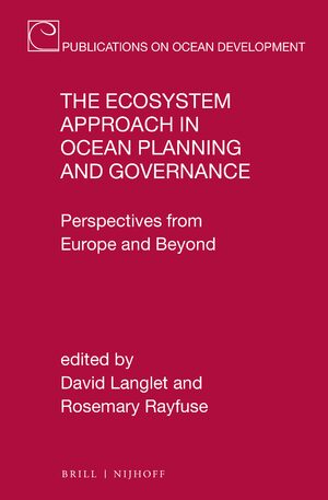 Cover The Ecosystem Approach in Ocean Planning and Governance