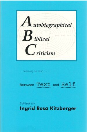 Cover Autobiographical Biblical Criticism