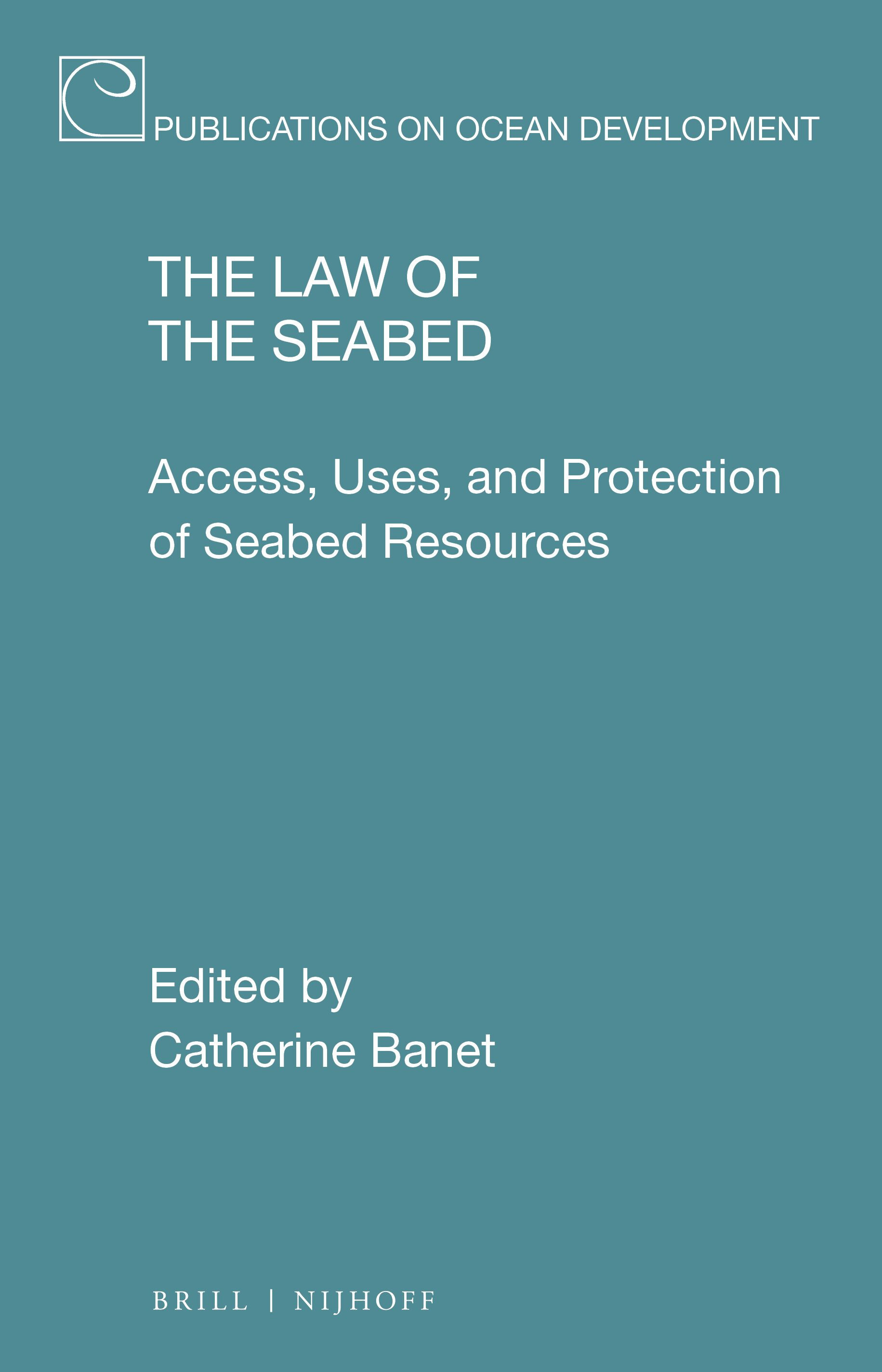 The Law of the Seabed Cover