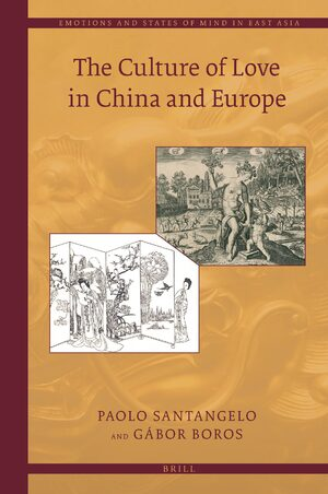 Cover The Culture of Love in China and Europe