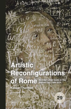 Cover Artistic Reconfigurations of Rome