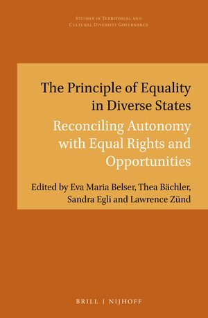 The Principle of Equality in Diverse States