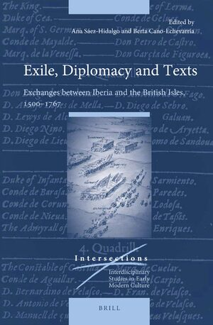 Cover Exile, Diplomacy and Texts