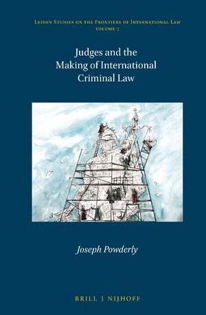 Cover Judges and the Making of International Criminal Law