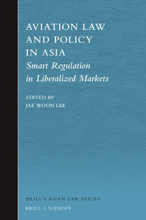 Cover Aviation Law and Policy in Asia