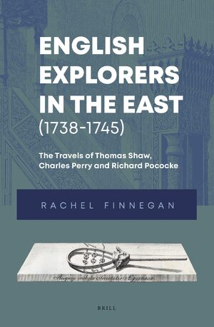 Cover English Explorers in the East (1738-1745)