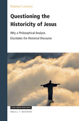 Cover Questioning the Historicity of Jesus