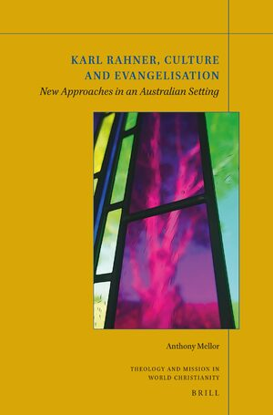 Cover Karl Rahner, Culture and Evangelization