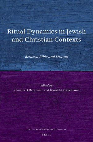 Cover Ritual Dynamics in Jewish and Christian Contexts