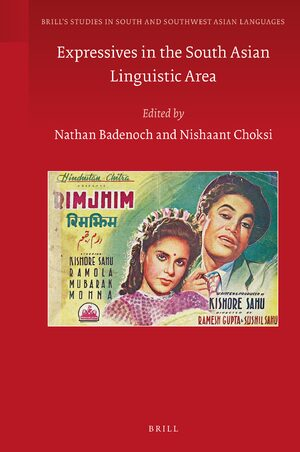 Cover Expressives in the South Asian Linguistic Area