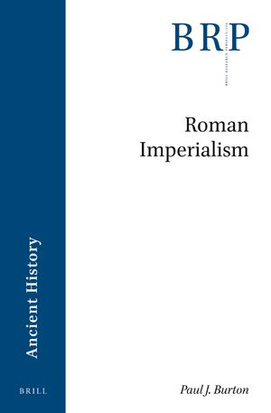Cover Roman Imperialism