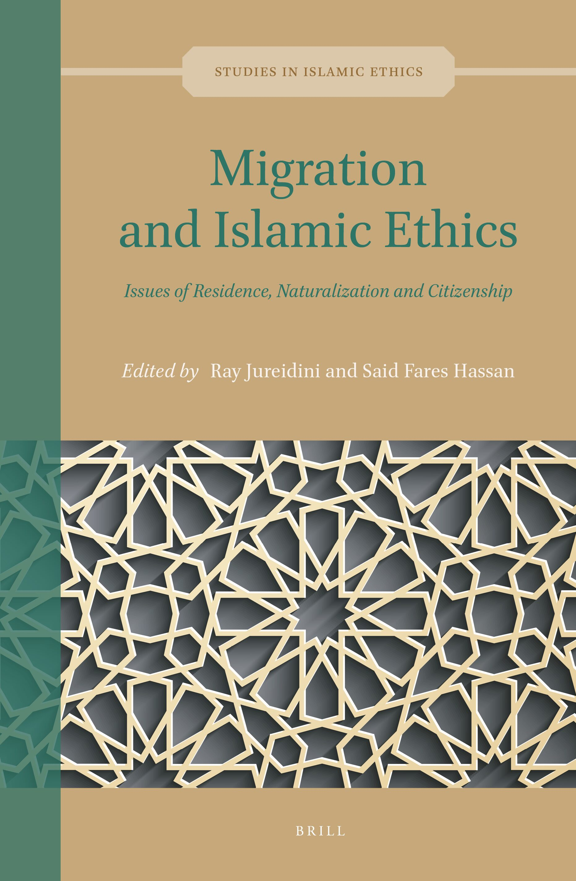 Migration and Islamic Ethics Cover