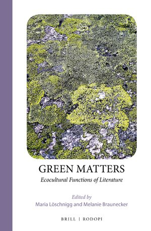 Cover Green Matters
