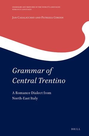 Cover Grammar of Central Trentino