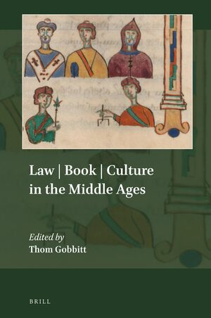 Cover Law | Book | Culture in the Middle Ages