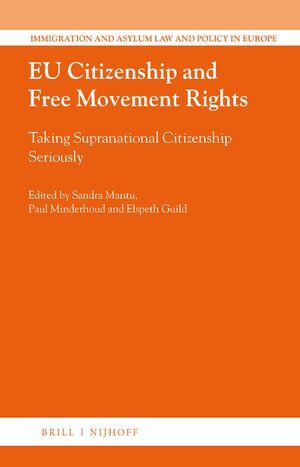 Cover EU Citizenship and Free Movement Rights