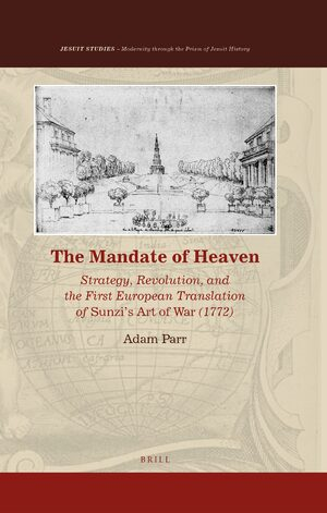 Cover The Mandate of Heaven