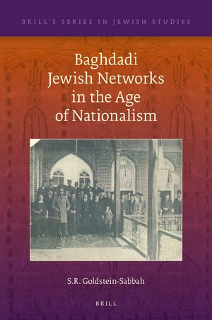 Cover Baghdadi Jewish Networks in the Age of Nationalism
