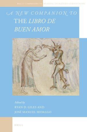 Cover A New Companion to the <i>Libro de buen amor</i>