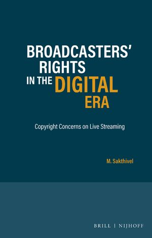 Cover Broadcasters' Rights in the Digital Era