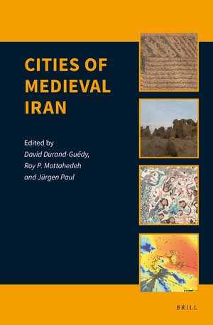 Cover Cities of Medieval Iran