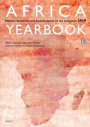 Cover Africa Yearbook Volume 16