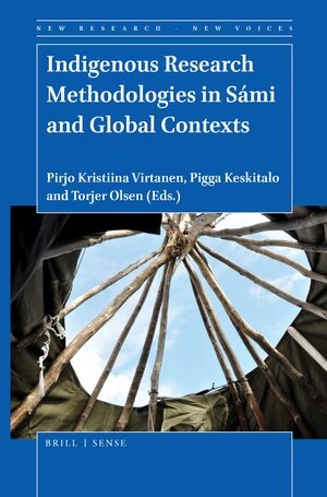 Cover Indigenous Research Methodologies in Sámi and Global Contexts