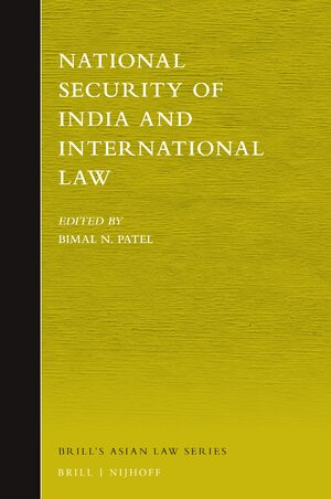 Cover National Security of India and International Law