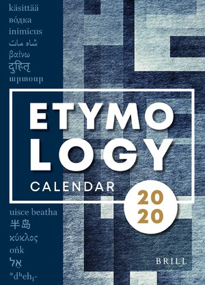 Cover Etymological Calendar