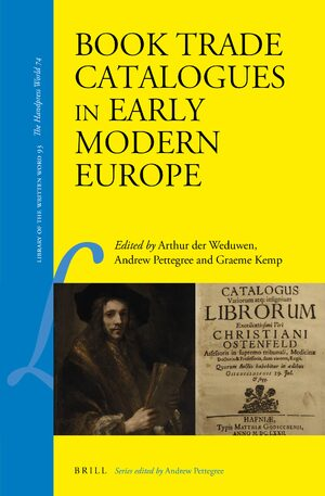 Cover Book Trade Catalogues in Early Modern Europe