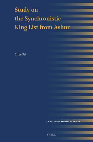 Cover Study on the Synchronistic King List from Ashur