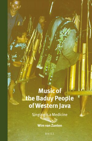 Cover Music of the Baduy People of Western Java