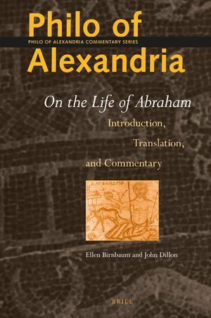 Cover Philo of Alexandria: On the Life of Abraham