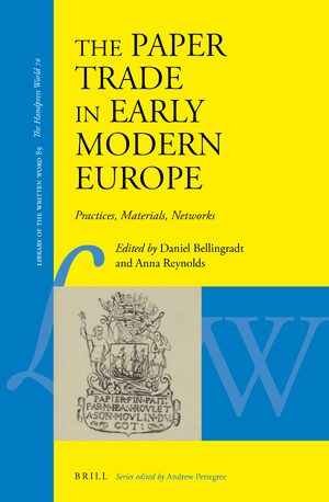 The Paper Trade in Early Modern Europe