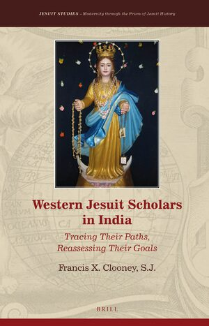 Cover Western Jesuit Scholars in India
