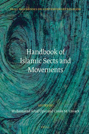 Cover Handbook of Islamic Sects and Movements